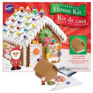 Wilton Gingerbread House Kit
