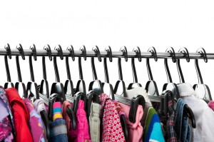 clothes organization