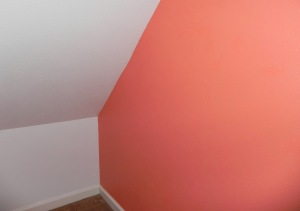 Under The Staircase Closet Makeover Walls Amp Floor With